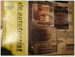 De Autotoerist Nr 31 Jaargang Nr 21 26/10/19 Antwerpen Rockoxhuis Oudenburg Kaster Oudenaken Freddy Theys Zeveneken - Magazines & Newspapers