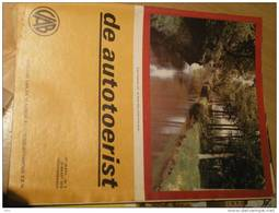 De Autotoerist 32e Jaar Nr 8 29/3/1979 Kasterlee Nete Oosterschelde Sorrento Yoors Schilder Haalstede Schouwen Guinea - Magazines & Newspapers
