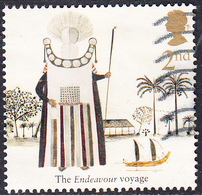 2018   250th Anniversary Of The Voyage Of HMS Endeavour - The Endeavour Voyage 2nd SG4119 - 1952-.... (Elizabeth II)