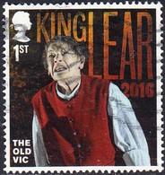 2018  The Old Vic Bicentenary - King Lear 2016 1st SG4126 - 1952-.... (Elizabeth II)