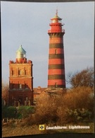 Ak  Leuchtturm,lighthouse - Kap Arkona , Rügen - Deutschland - Lighthouses