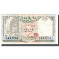Billet, Népal, 10 Rupees, KM:31a, TB - Népal