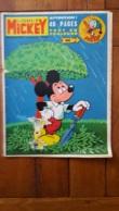 LE JOURNAL DE MICKEY ANNEE 1971  N°979 - Journal De Mickey
