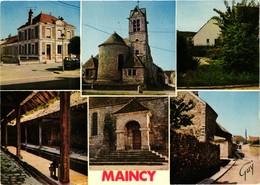 77 .. MAINCY .. MULTIVUES - Francia