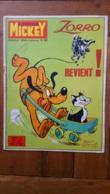 LE JOURNAL DE MICKEY ANNEE 1968  N°839 - Journal De Mickey