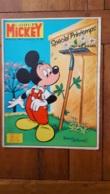 LE JOURNAL DE MICKEY ANNEE 1968  N°830 - Journal De Mickey