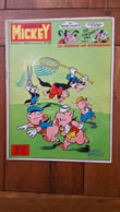 LE JOURNAL DE MICKEY ANNEE 1968  N°832 - Journal De Mickey