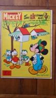 LE JOURNAL DE MICKEY ANNEE 1968  N°846 - Journal De Mickey