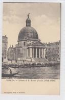 Venezia. Chiesa Di S. Simon Piccolo. - Venezia (Venice)