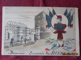 CPA - Beauvais - Souvenir Du 51e D'Infanterie - Beauvais