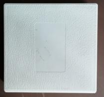 Coffret Pour DVD Ou CD Blanc - Non Classés