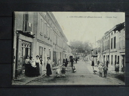 F12 - 31 - Cintegabelle - Chemin Neuf - - Toulouse