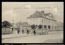 51 - CHALONS SUR MARNE - La Caserne Chanzy - 106e D'Infanterie - Châlons-sur-Marne