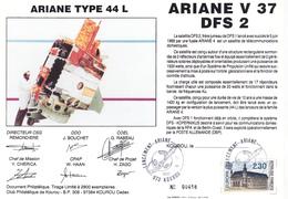 France Ariane V37 Neuf - Europe