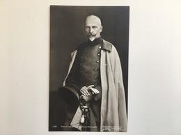 AK Adel Prinz Friedrich Von Sachsen Meiningen Sachsen-Meiningen Uniform (gefallene Im Krieg) - Familles Royales