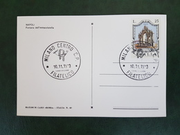 (37898) STORIA POSTALE ITALIA 1973 - 6. 1946-.. Repubblica