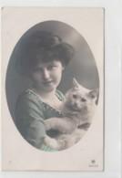 Woman - Postcard No 106 - Femmes