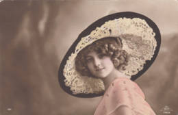 Woman - Postcard No 124 - Women