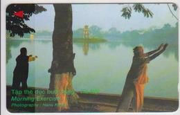 #09 - VIETNAM-01 - MORNING EXERCISE - 7UPVA - Vietnam