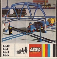 LEGO SYSTEM - CATALOGUE - TRAIN. - Catálogos