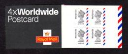 GRANDE-BRETAGNE 2004 - CARNET Yvert C2545 - SG MJA1 - NEUF** MNH - Carnets