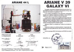 France Ariane V39 Neuf - Europe