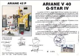 France Ariane V40 Neuf - Europe