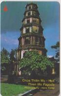 #09 - VIETNAM-04 - CHUA THIEN MU PAGODA - Vietnam