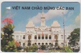 #09 - VIETNAM-05 - VIET NAM CHAO MUNG CAC BAN - 77MUHA - Vietnam