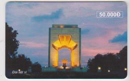 #09 - VIETNAM-06 - DAI LIET SI - MONUMENT - Vietnam