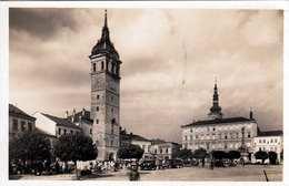 VYSKOV (Tschechien) - Masarykovo Nam., Fotokarte 1930? - Tschechische Republik