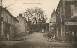 58  Garchizy  Rue Du Bourg - Frankreich