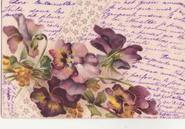 CP - BELLES FLEURS - Fleurs