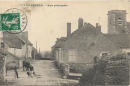 VILLEFARGEAU Rue Principale - Altri Comuni