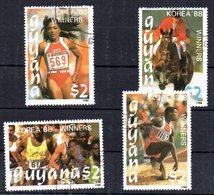 Serie Nº 2050UB/UE Guyana - Guyana (1966-...)
