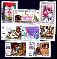 Siria-00122 - Valori Del 1980 (o) Used - Senza Difetti Occulti. - Siria