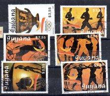 Serie Nº 2151D/J Guyana - Guyana (1966-...)