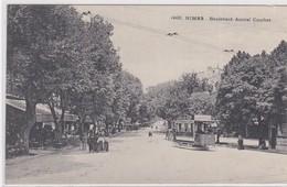 CP -  NÎMES - BOULEVARD AMIRAL COURBET - Nîmes