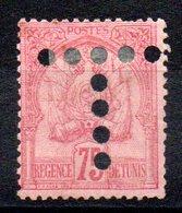 TUNISIE - YT Taxe N° 18 Signé - Neuf * - MH - Cote: 230,00 € - Tunisia (1888-1955)