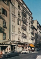 "Opel Rekord A,Simca 1300/1500,Fiat 600,Nizza/Nice,Hotel ""Harvey"", Ungelaufen - Passenger Cars"