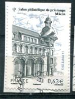 France 2013 - YT 4736 (o) Sur Fragment - Francia