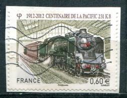 France 2012 - YT 4655 (o) Sur Fragment - Usati