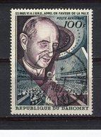 DAHOMEY - Y&T Poste Aérienne N° 45° - Pape Paul VI - Bénin – Dahomey (1960-...)