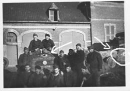 Armée Française 1940 Camion Insigne Calais - Krieg, Militär
