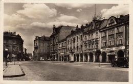 RUMBURK 1954 - Nàmè Li Dr.E.Bene`se, Gel.n.Jiklava - Tschechische Republik