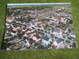 DORDIVES  Vue Panoramique  RN7  Station SHELL - Dordives