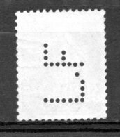 ANCOPER PERFORE L.F 59 (Indice 6) - Perfins
