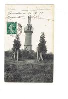 Cpa - 42 - Jarnosse - La Madone - Edit. Grosdenis - Cl. Combier La Clayette - Statue - Francia