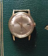 """KELTON Homme , Montre Mécanique """" Plaquée Or """" ,  Indiquant La Date . - Watches: Old"""