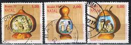 BRASIL 148 // YVERT 1286, 1287, 1288 SERIE COMPLETE //  1977 - Brazil